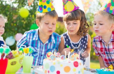 Tips to arrange a child's birthday party